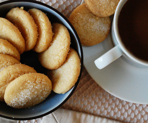 Cookies, coffee, and yummy image