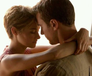insurgent, four, and divergent image