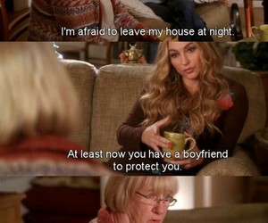 Desperate Housewives, funny, and life image