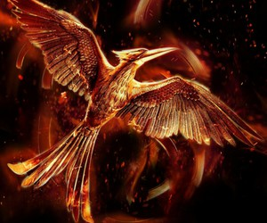 hunger games, mockingjay, and part 2 image