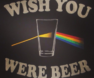 beer, Pink Floyd, and wish image
