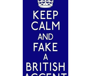british and keep calm image