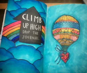 wreck this journal and not mine image