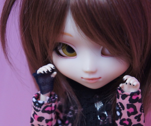 doll, japanese, and pullip image