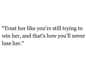 her, lose, and quote image
