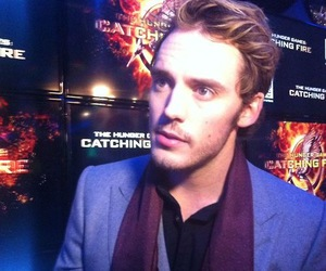 hunger games, catching fire, and finnick odair image