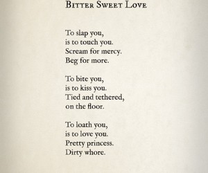 love, poem, and sweet image