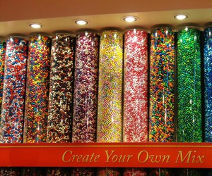 candies, colourful, and sweet image