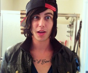 kellin quinn, sleeping with sirens, and cute image