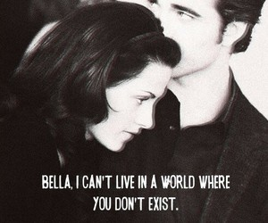 twilight, bella swan, and quote image