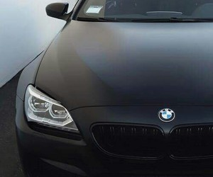 bmw, black, and car image