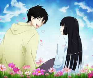 kimi ni todoke, anime, and kawaii image