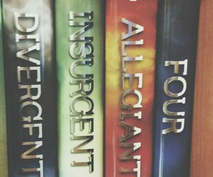 books, four, and life image