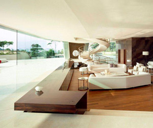 architecture, home, and interior image