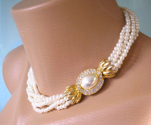 etsy, crystalpearljewelry, and great gatsby image