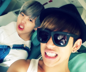 daehyun, zelo, and b.a.p image