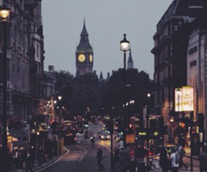beautiful, london, and want to go image