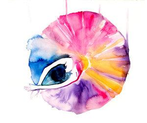 drawing, art, and ballerina image