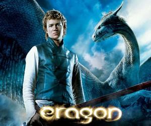 eragon, fantasy, and saphira image