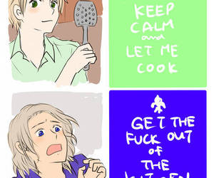hetalia, cook, and france image