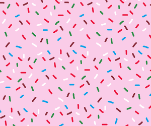 background, colorful, and confetti image