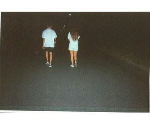 grunge, couple, and hipster image