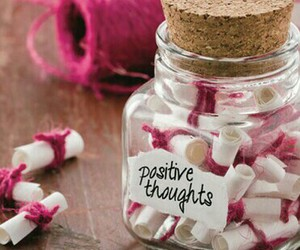 positive, thoughts, and diy image