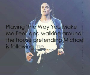always, michael jackson, and the way you make me feel image