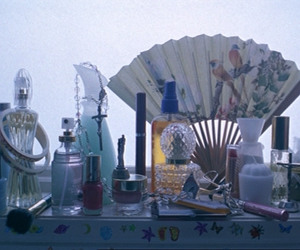 virgin suicides, the virgin suicides, and perfume image