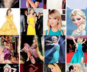 disney princess, flawless, and Taylor Swift image
