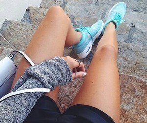 nike, shoes, and fit image