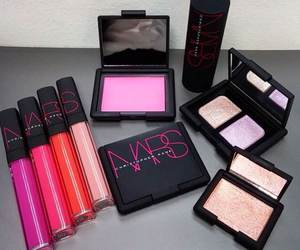 makeup, eyeshadow, and nars image