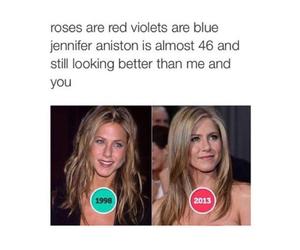 funny, Jennifer Aniston, and true image