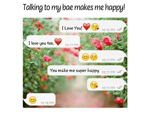 couple, happy, and iloveyou image