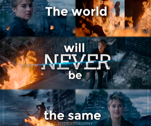 insurgent, divergent, and never image