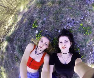 girl, girls, and grunge image