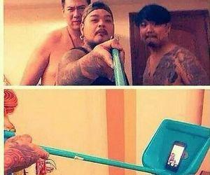 haha, lol, and selfie image