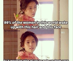 hair and kdrama image
