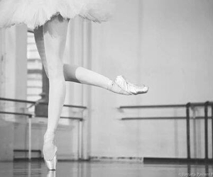 ballet, dance, and pointe image