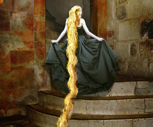 rapunzel, fairy tales, and stories image