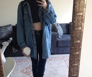 grunge, fashion, and style image