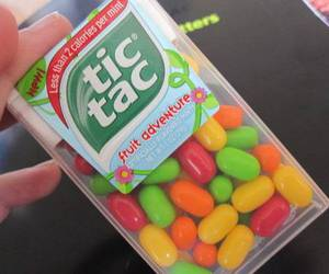fruit, tic tac, and candy image