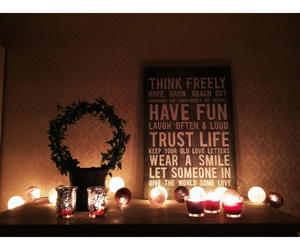 beautiful, candle, and candles image