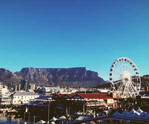 big wheel, cape town, and south africa image