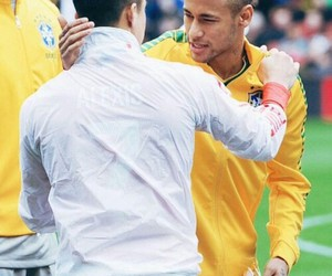 neymar and alexis sanchez image