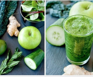 healthy and juice image