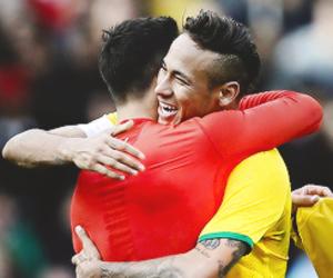 neymar and brazil image