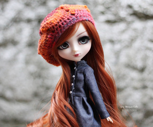 beret, groove, and pullip image