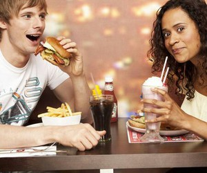 merlin, bradley james, and angel coulby image