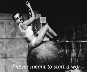 franz ferdinand, funny, and wrecking ball image